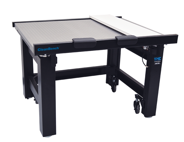 CleanBench laboratory table with vibration isolation